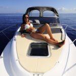Saver 750 Cabin Sport Nautic Service Lago Di Garda Prendisole Prua9
