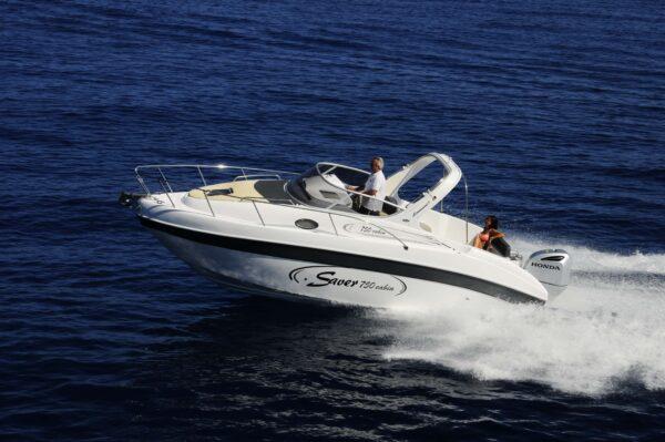 Saver 750 Cabin Sport Nautic Service Lago Di Garda Dsc0953