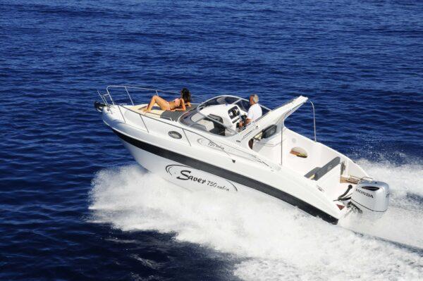 Saver 750 Cabin Sport Nautic Service Lago Di Garda Dsc0982